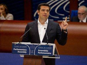 Çipras: Avrupa üç önemli krizle karşı karşıya