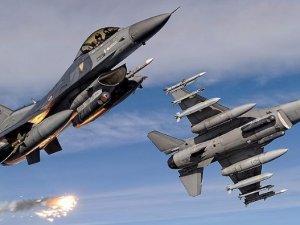 TSK'dan Kuzey Irak'a ve Lice kırsalına hava operasyonu