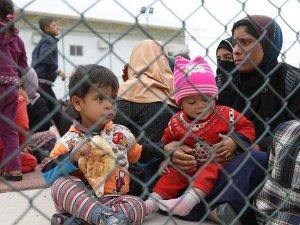 'Irak'ta 500 bin kişi iç göçmen statüsüne düşebilir'