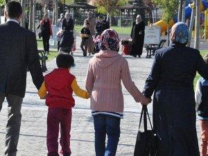 Koruyucu aile sayısında Konya ilk sırada