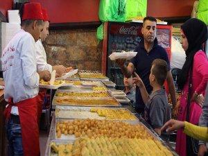 Filistin'de künefenin memleketi Nablus