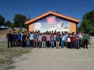 Beyşehir'de gençlik kampları başladı