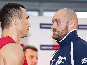 Klitschko, Fury'yi Hitler'e benzetti