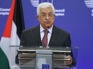 Abbas: 'İsrailliler taahhütlerini yerine getirmiyor'