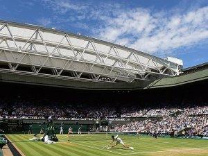 Wimbledon'da 15 Türk hakem