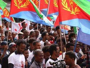 BM'nin Eritre raporuna mültecilerden destek
