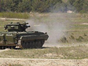 Ukrayna'da Rapid Trident-2016 askeri tatbikatı yapılacak