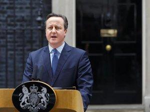 İngiltere Başbakanı Cameron'dan istifa kararı