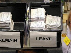 'Brexit' kararına İngiltere basınından ilk tepki