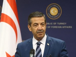 Greek Cypriots delaying resolution: Turkish Cypriot FM
