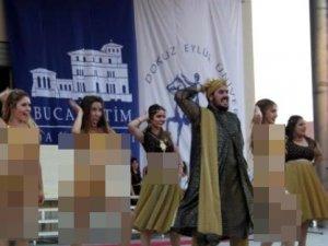 Ramazan'da dans ettiren dekan görevinden alındı!