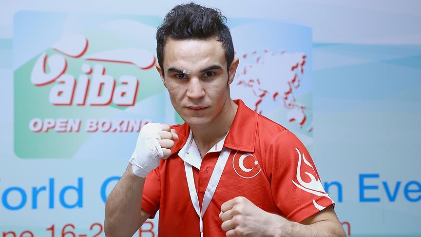 Mili boksör Eker Rio'da madalya hedefliyor