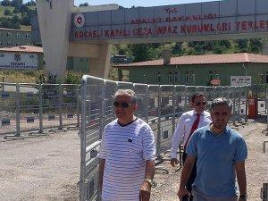 Eski CHP'li Başkan Sefa Sirmen cezaevinde