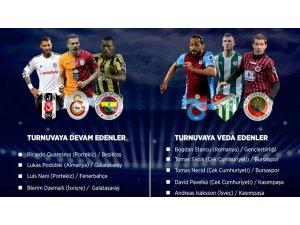 Süper Lig oyuncularının EURO 2016 performansı