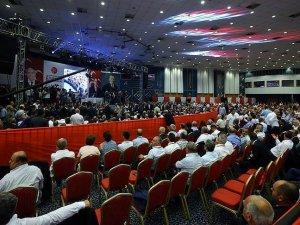 MHP kurultayındaki tüzük değişikliklerine durdurma