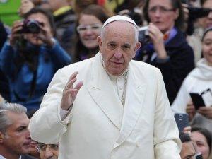 Papa yine 'soykırım' dedi