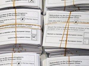 4 ülke İngiltere'nin AB'den ayrılma kararına tepki gösterdi