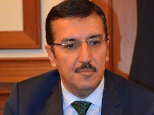 Bakan Tüfenkci: Karar Türkiye'nin ihracatını etkilemez