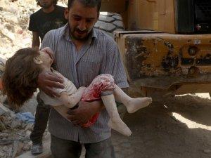 Rusya camiyi bombaladı, 35 sivili katletti!