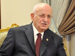 TBMM Başkanı Kahraman: İnancı olan devletler rahattadır, huzurdadır