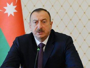 Aliyev: Dağlık Karabağ'a hiçbir zaman bağımsızlık verilmeyecek
