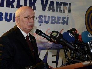 'Türkiye'yi önder bekleyen bir dünya var'