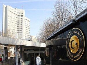 Türkiye, Bağdat'ta düzenlenen bombalı saldırıları şiddetle kınadı