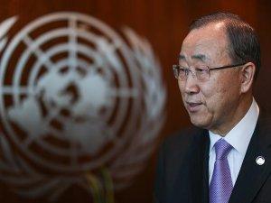 Ban: İsrail işgaline karşı uluslararası toplum yardımcı olmalı