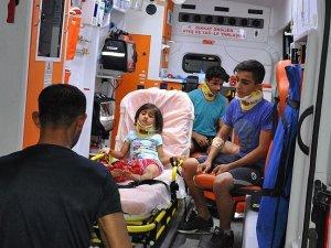 Yozgat'ta trafik kazası: 4'ü çocuk 6 yaralı