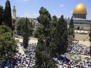 Mescid-i Aksa'ya Müslüman olmayanların girişi 3 gün yasak