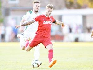 Konyaspor'un yeni rakibi Twente