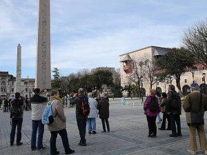 Mayıstaki yabancı ziyaretçi sayısı yüzde 34 azaldı