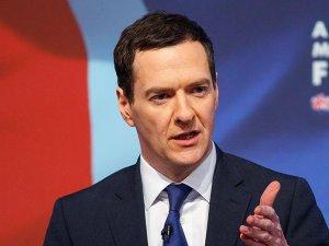 Osborne: İngiltere'nin fakirleşeceği çok açık