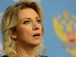 Zaharova: Doğru yönde atılmış ciddi bir adım
