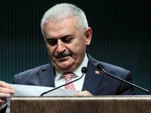 Başbakan Yıldırım, Bakan Ala'dan bilgi aldı