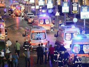 Sağlık Bakanlığı: 'Tüm yaralılar hastanelere nakledildi'