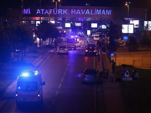 Atatürk Havalimanı'ndaki terör saldırısında 60 yaralı var