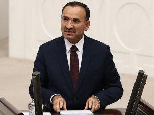 Bozdağ: DEAŞ ile en etkili mücadele eden ülke Türkiye'dir