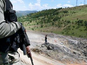 Ağrı'da çatışma: 2 PKK'lı öldürüldü