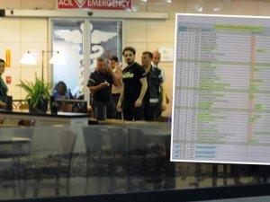 Havalimanı saldırısında hayatını kaybedenlerin kimlikleri