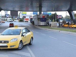 'İddiaya konu taksilerin plakalarını araştırıyoruz'
