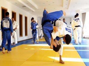 Judocular Finlandiya'da madalya mücadelesi verecek