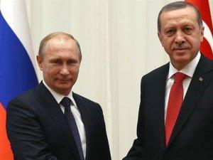 Erdoğan ve Putin yüz yüze görüşme kararı aldı