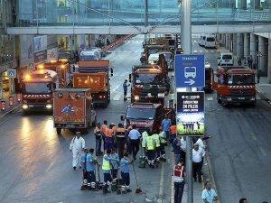 Atatürk Havalimanı saldırısıyla ilgili 13 gözaltı