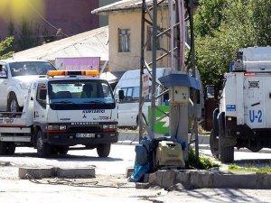 Van'daki terör saldırısında yaralanan bir kişi hayatını kaybetti