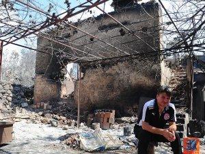 Orman yangınlarında zarar gören vatandaşlar için yardım kampanyası