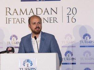 Bilal Erdoğan: Erdoğan: Dünyanın temel sorunlarından biri...