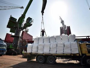 Turkey readying 11,000 tons of aid to send to Gaza