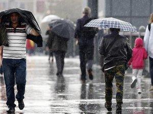 Marmara'da 'kuvvetli sağanak' uyarısı