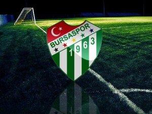Bursaspor'un yeni transferi 'rötarlı' gelecek